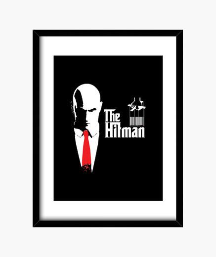 Cuadro the hitman