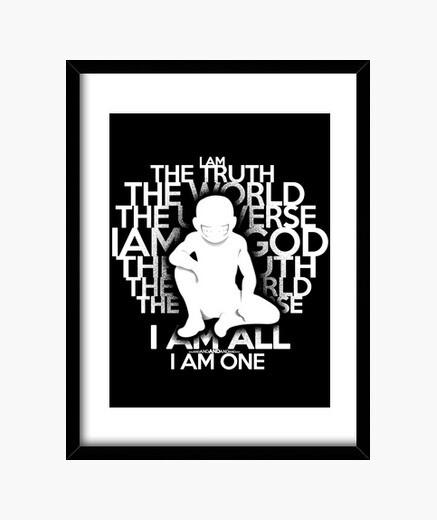 Cuadro The Truth - White Version