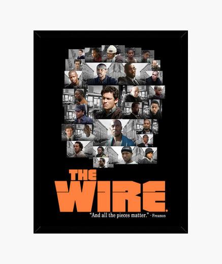 The Wire (Cuadro)