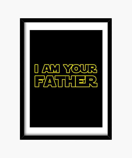 Cadre ton père