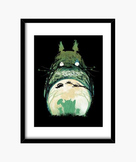 Cadre Totoro