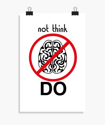 Poster Tu ne le penses pas