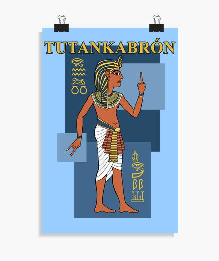 Poster tutankabrón