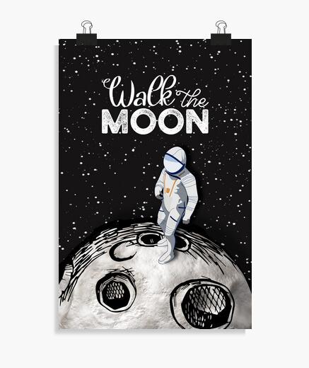 Póster Walk the moon