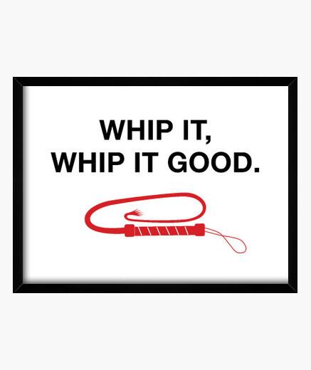 Cuadro Whip it