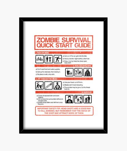 Quadro zombie survival guida rapida