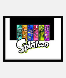-Splatoon Inklings-