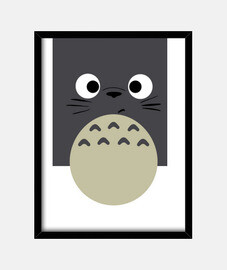 -Totoro- Chica Gris