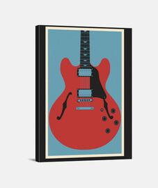 335 guitare