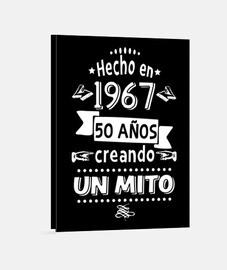 50 años creando un mito