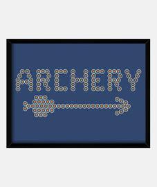 & archery arrow (minitargets)
