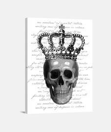 tête de mort  royale (2)