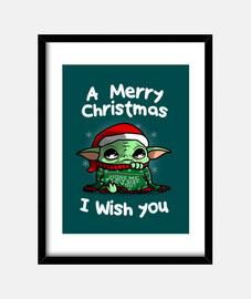 A Merry Christmas, I Wish You