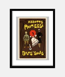 ABBOTTS PHIT-EESI BOOTS