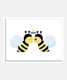 abeille mienne
