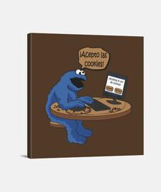 ¡Acepto las cookies!_Lienzo