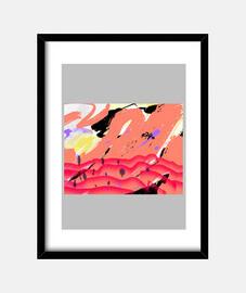 'Acuarela' 3:4 (30 x 40 cm)