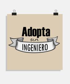 Adopta un ingeniero