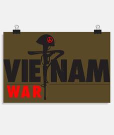 affiche guerre du vietnam