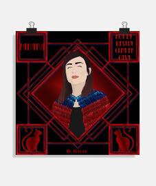 affiche zahara