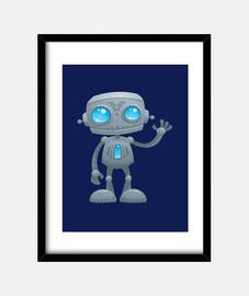 agitando robot