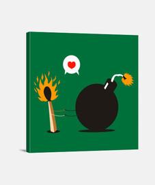 aimer la bombe