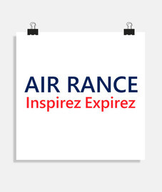 AIR RANCE INSPIREZ EXPIREZ