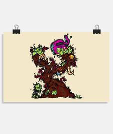 albero cattivo