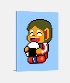 alex kidd onigiri itadakimasu de pixel