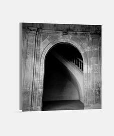 alhambra granada arco puerta