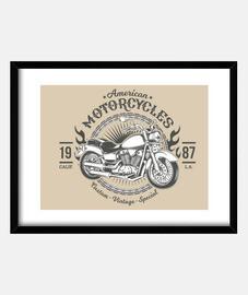 American motorcycles 1987