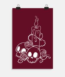 amore e morte - poster