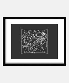 Animal skull 3