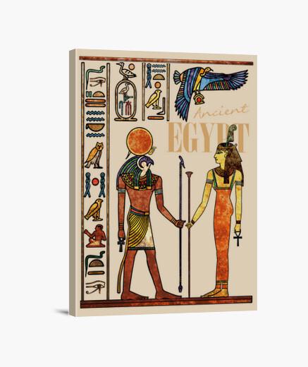 Lienzo Antiguo Egipto