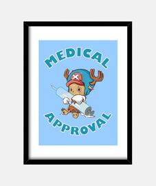 approbation médicale