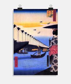 Art - Japan landscape