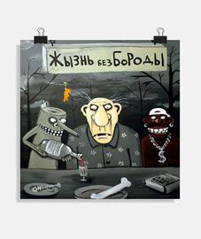 Arte - Rusos Locos