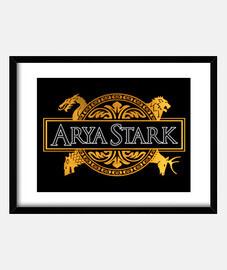 Arya Stark - Juego de tronos