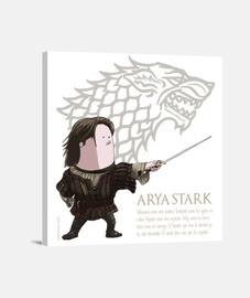 Arya Stark by Calvichi's