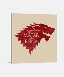 Arya Stark el norte nunca olvida
