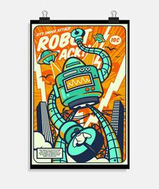 attack robotico