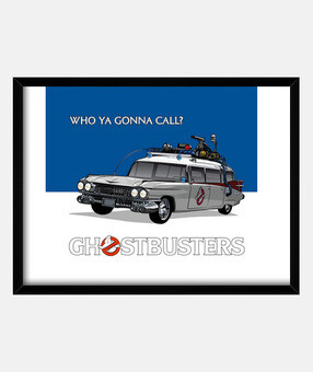 Auto Ghostbusters (Ghostbusters - Acchiappafantasmi)