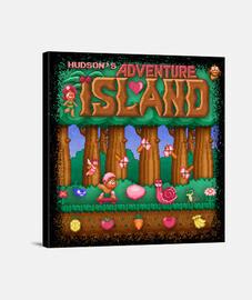 aventura en una isla