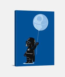 Baby Darth Vader geek