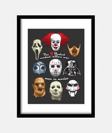 Badest Masked killers