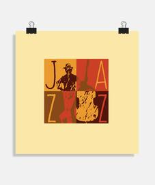 bajista de jazz