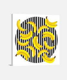 Bananas cuadro