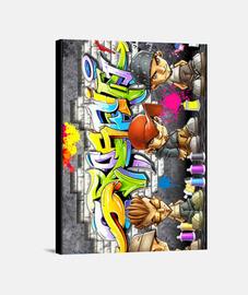 Banda de graffiteros