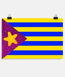 Bandera Oficial Er Chele Vara