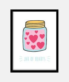 barattolo of hearts